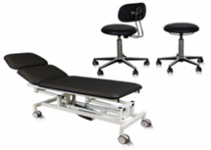 Behandlungsliegen und -Stühle