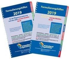 Formulierungshilfe 2019
