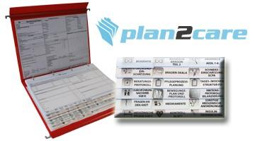 plan2care - Interaktives papiergestütztes Pflegedokumentationssystem