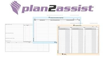 plan2assist - Interaktive papiergestützte Betreuungsdokumentation
