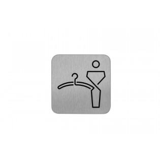 Piktogramm Umkleide Männer