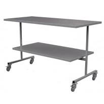 OP-Tisch mit zwei Arbeitsflächen