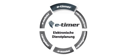 Pflegesoftware E-Timer