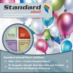 Standard Aktuell 30. Ausgabe 2016